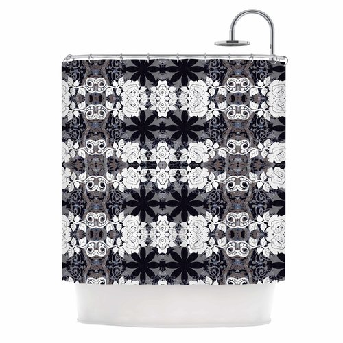 East Urban Home Lacey Shower Curtain