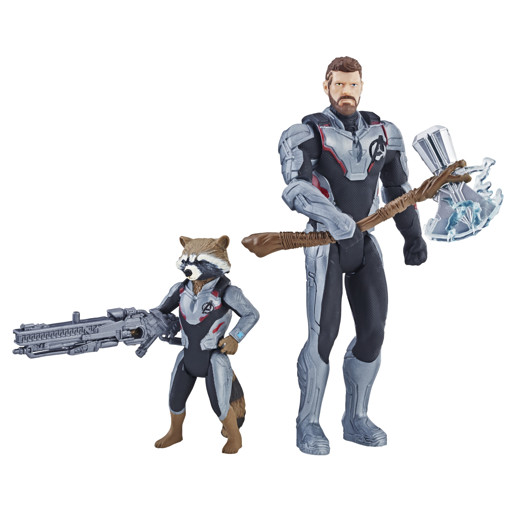 Marvel Avengers: Endgame Thor and Rocket Raccoon 2-pack Characters