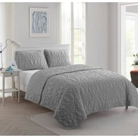 VCNY Home Plush Shore Life Quilt Set