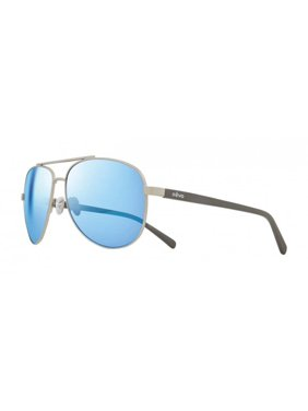 5cff1f1a35c Product Image Revo Eyewear Sunglasses Shaw Chrome with Polarized Blue Water  Lens