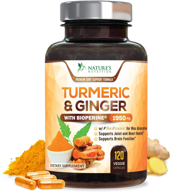 Curcumin Vitamin Supplements