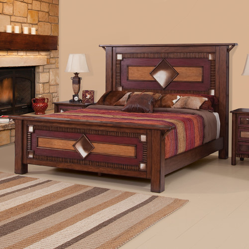 Hokku Designs Montana Queen Platform Bed by Hokku Designs