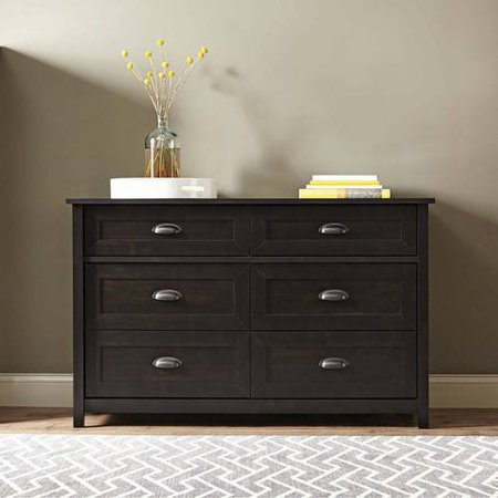 Better Homes And Gardens Lafayette Dresser Espresso Finish