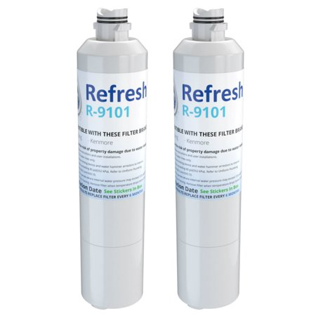 Replacement Water Filter For Samsung DA29-00020B Refrigerator Water Filter - by Refresh (2