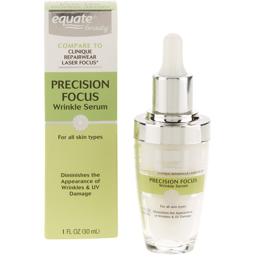 Equate Beauty Precision Focus Wrinkle Serum, 1 fl oz