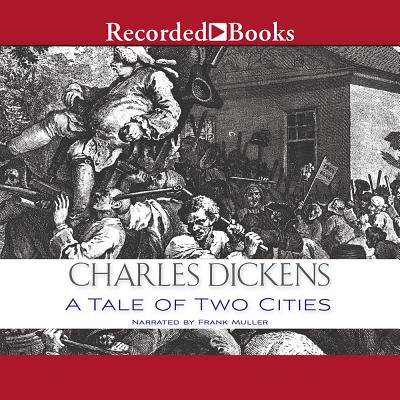 Recorded Books Classics Library: Tale of Two Cities - Classic - Garden City Library Halloween