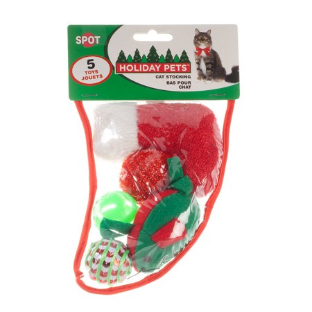 Miles Kimball Cat Stocking Cat Toy