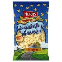 Herr's Hulless Original Puff'n Corn, 4.25 Oz.
