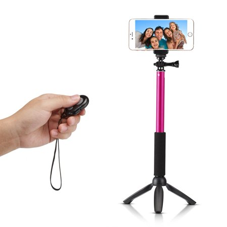 Accmor Rhythm Pro Selfie Stick for Halloween Extendable Handheld Monopod with ..](Halloween Selfie)