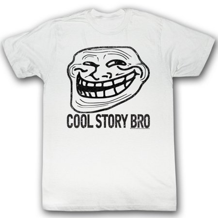 U Mad  You Mad Bro  Meme Gif Trending Distressed Cool Story Bro Adult T Shirt