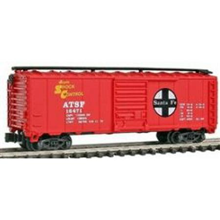Atsf Box N Scale Train Car - image 1 de 1