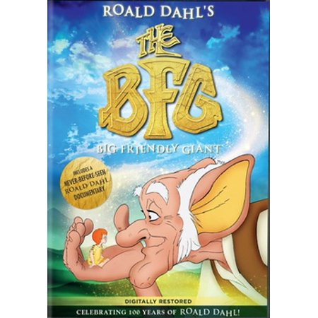 Roald Dah's The BFG: The Big Friendly Giant (DVD) ()