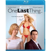 One Last Thing... (Blu-ray)