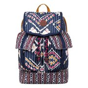 Womens Coordinates Woven Printed Backpack