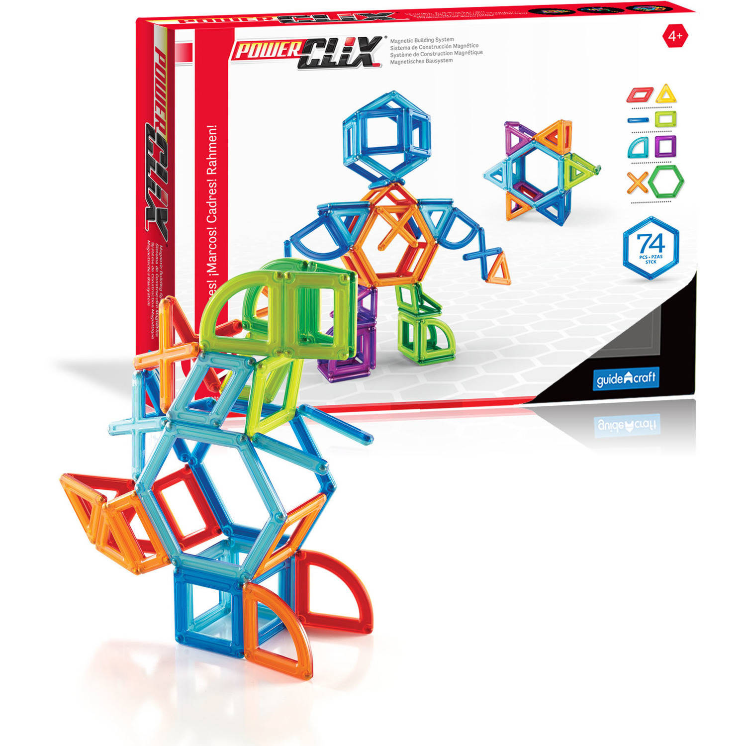 PowerClix 74-Piece Classroom Set