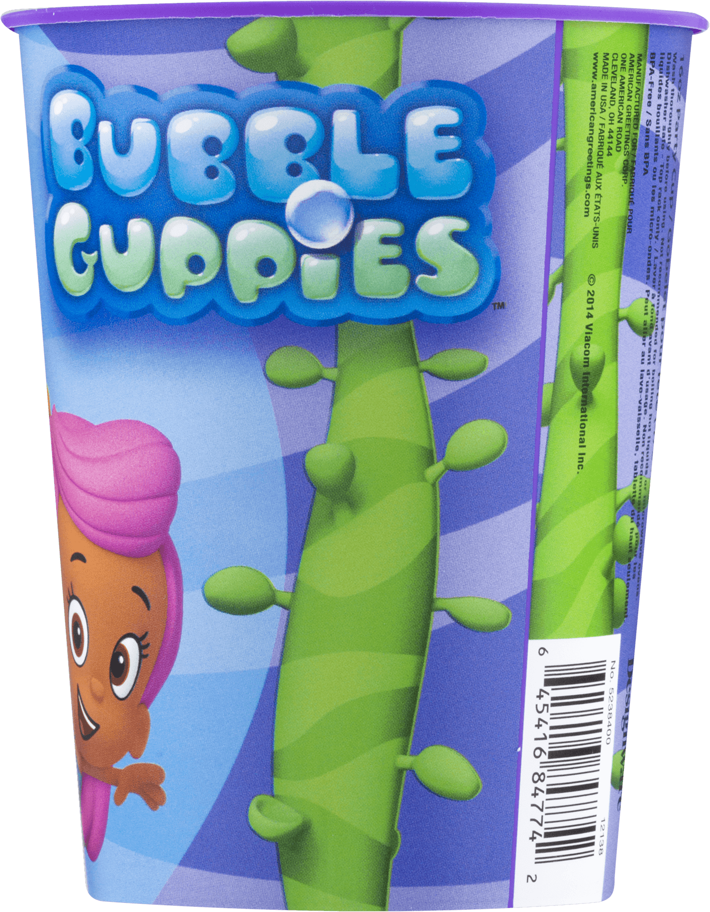 Bubble Guppies Small Napkins 16 Pack American Greetings Toys Am