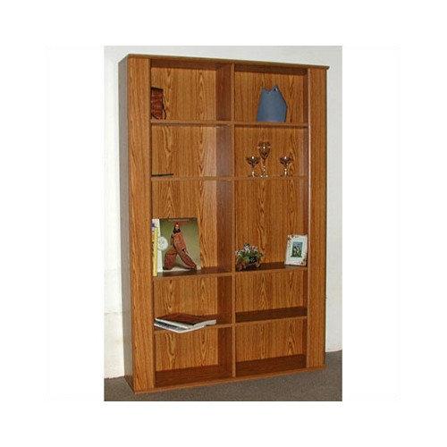 Rush Furniture Americus 74'' Standard Bookcase