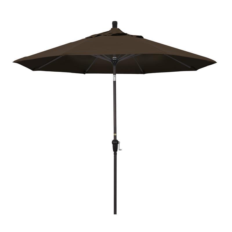 California Umbrella Sunset Series Patio Market Umbrella in Pacifica with Aluminum Pole... by California Umbrella