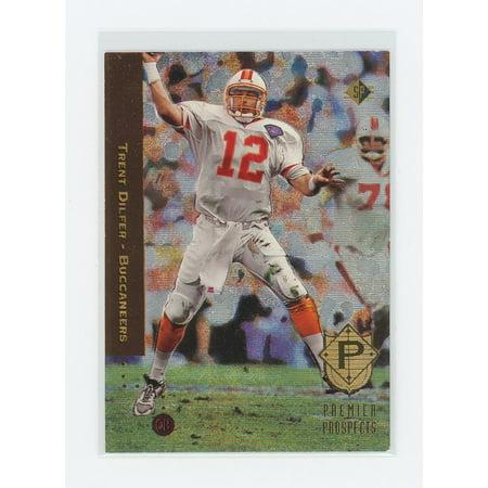 - 1994 SP Foil #5 Trent Dilfer Buccaneers Rookie Card
