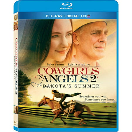 Cowgirls 'N Angels 2: Dakota's Summer (Blu-ray + Digital HD)](Cowgirl And Angels)