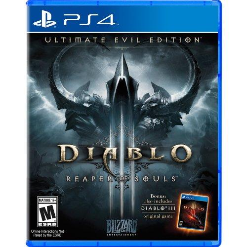 Activision Diablo Iii: Ultimate Evil Edition - Role Playing Game - Playstation 4 (87178)