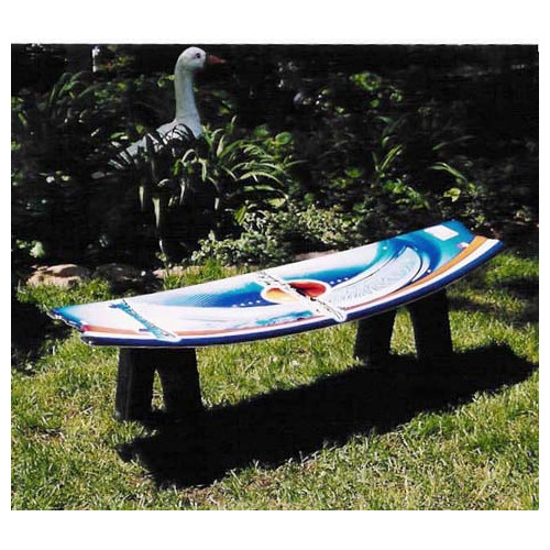 Ski Chair Wake Board Table