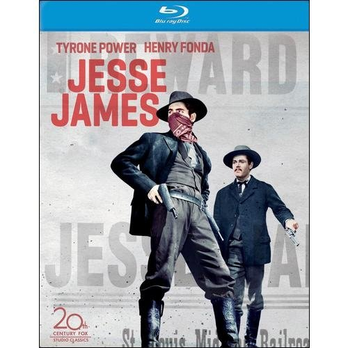 Jesse James (1939) (Blu-ray) (Full Frame)