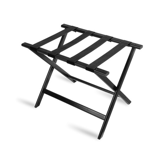 Central Specialties LTD Wood Luggage Rack