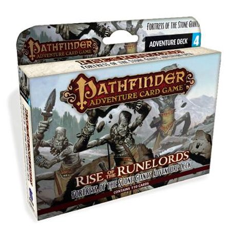 Pathfinder Adventure Card Game: Rise of the Runelords Deck 4 - Fortress of the Stone Giants Adventur ()