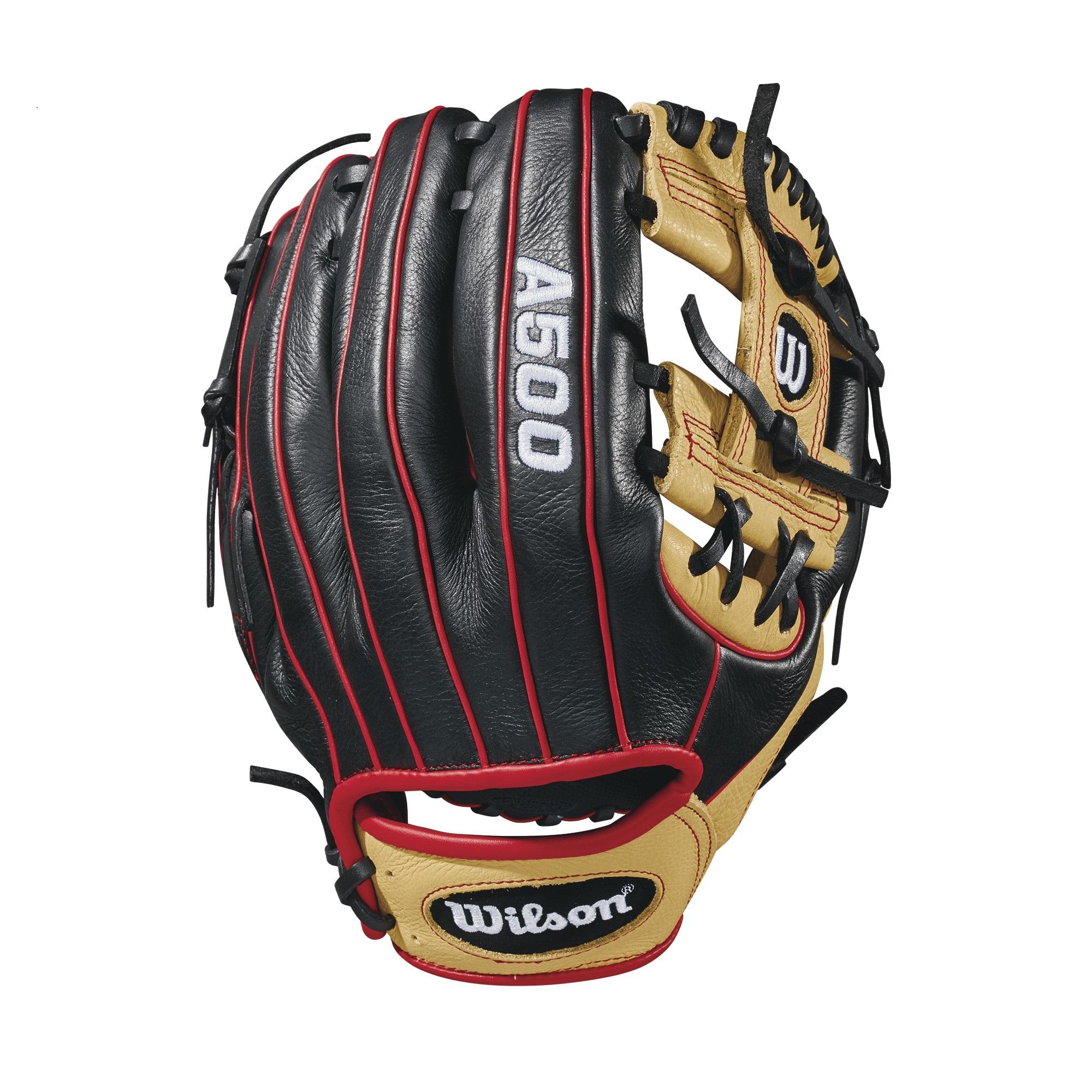 "Wilson A500 11"" Glove - Left Hand Throw"