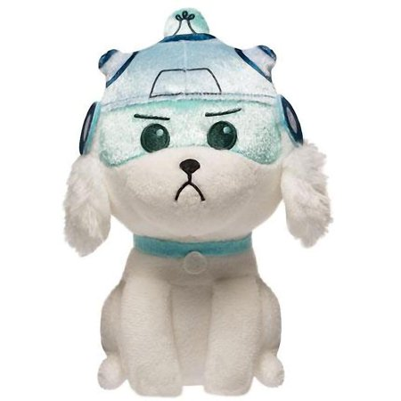 "Rick and Morty 8"" Funko Galactic Plushies: Snowball - image 1 de 1"