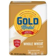 Flours & Meals: Gold Medal Whole Wheat Flour