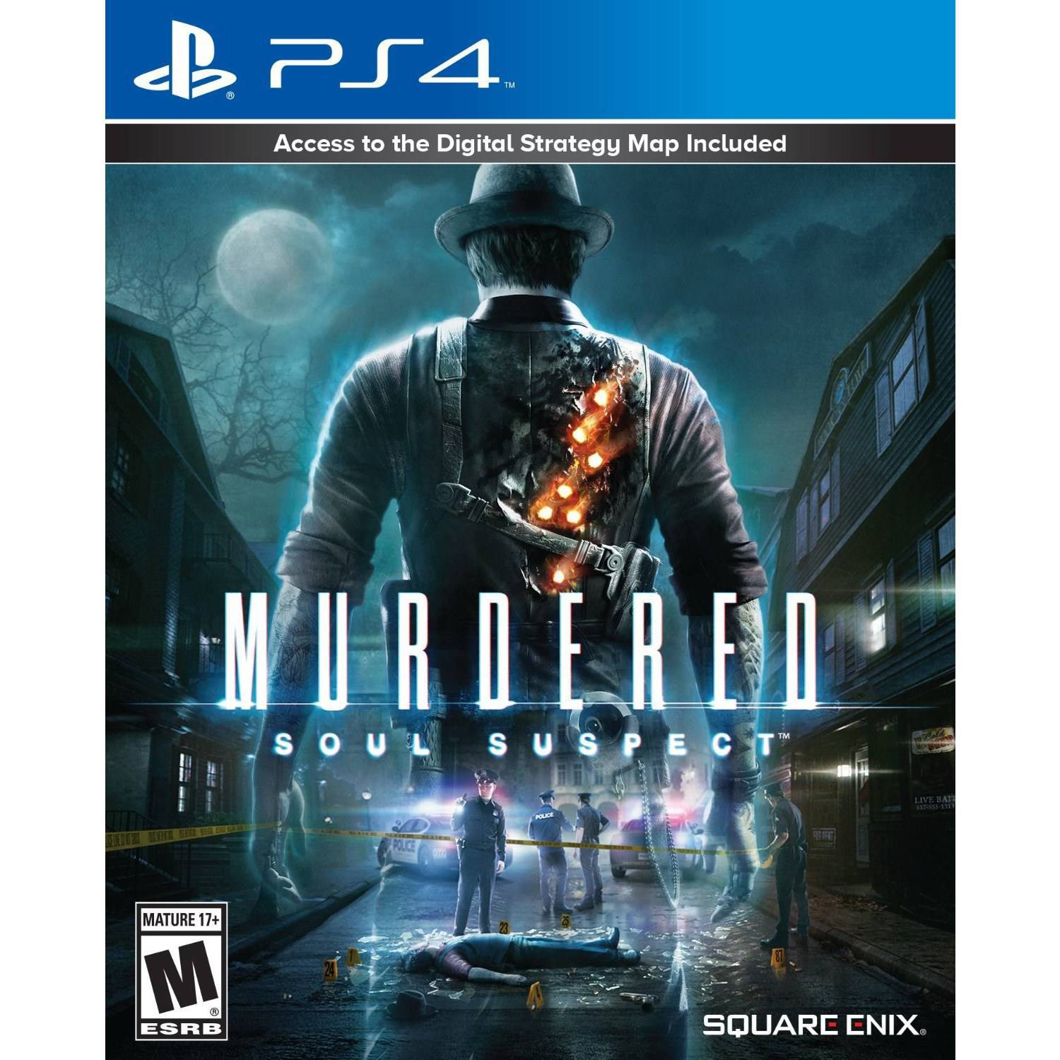 Murdered: Soul Suspect (PS4) - Pre-Owned