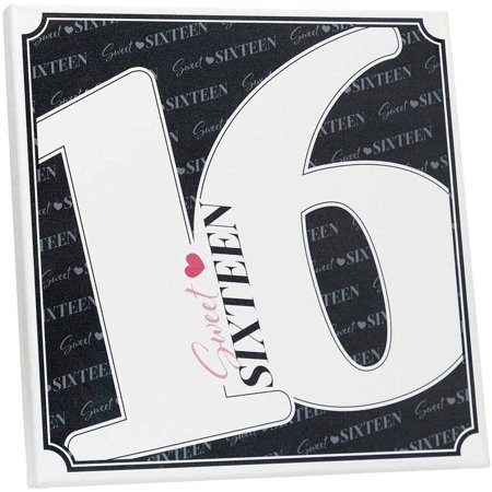 Lillian Rose Sweet Sixteen Signing Canvas