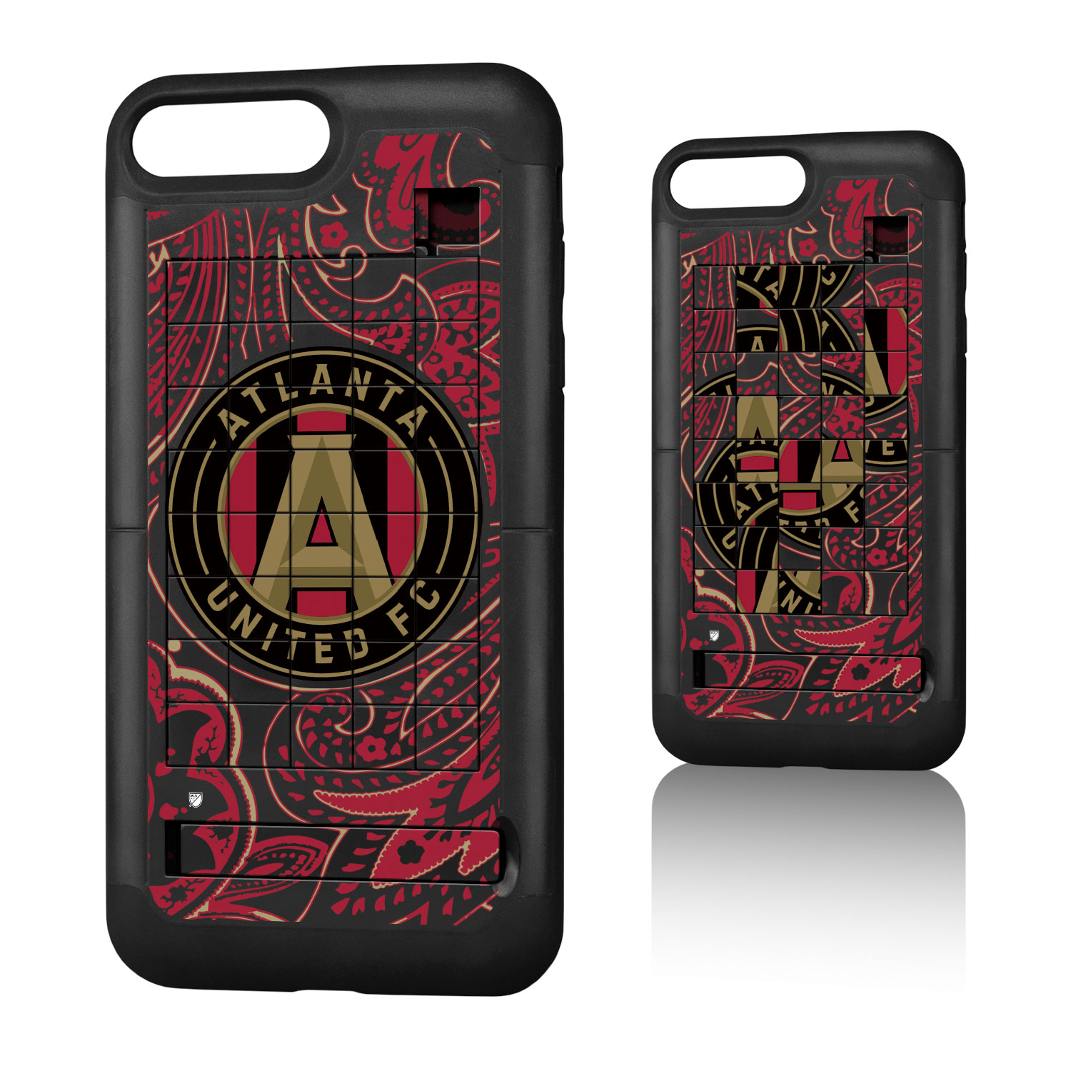 Atlanta United FC iPhone 7 Plus / iPhone 8 Plus Puzzle Case MLS