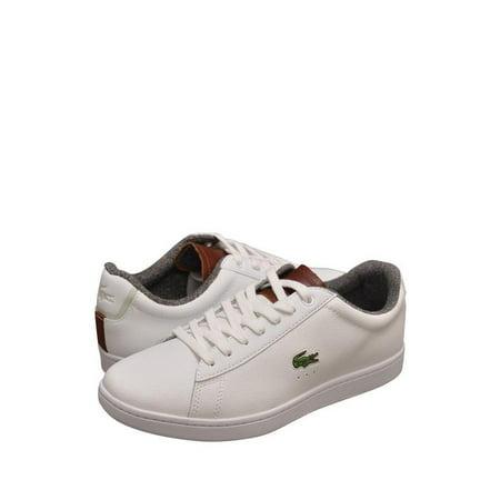 d1249eda5 Lacoste - Lacoste Carnaby EVO 318 2 SPM nbsp Men s Sneaker 36SPM0010385 -  Walmart.com