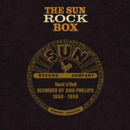 Sun Rock Box 1954-59 / Various (CD) (John Lithgow Third Rock From The Sun)