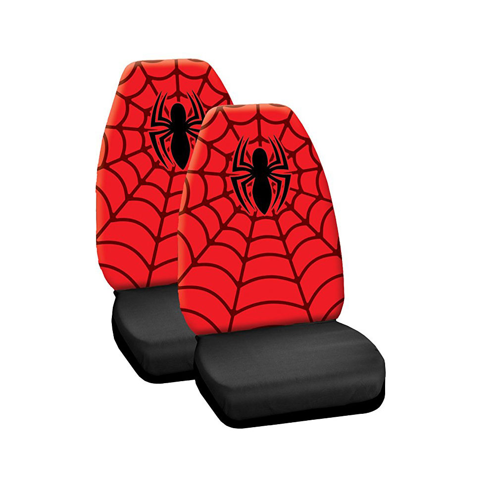 Keep Your Seats Clean with Spider man Seat Covers