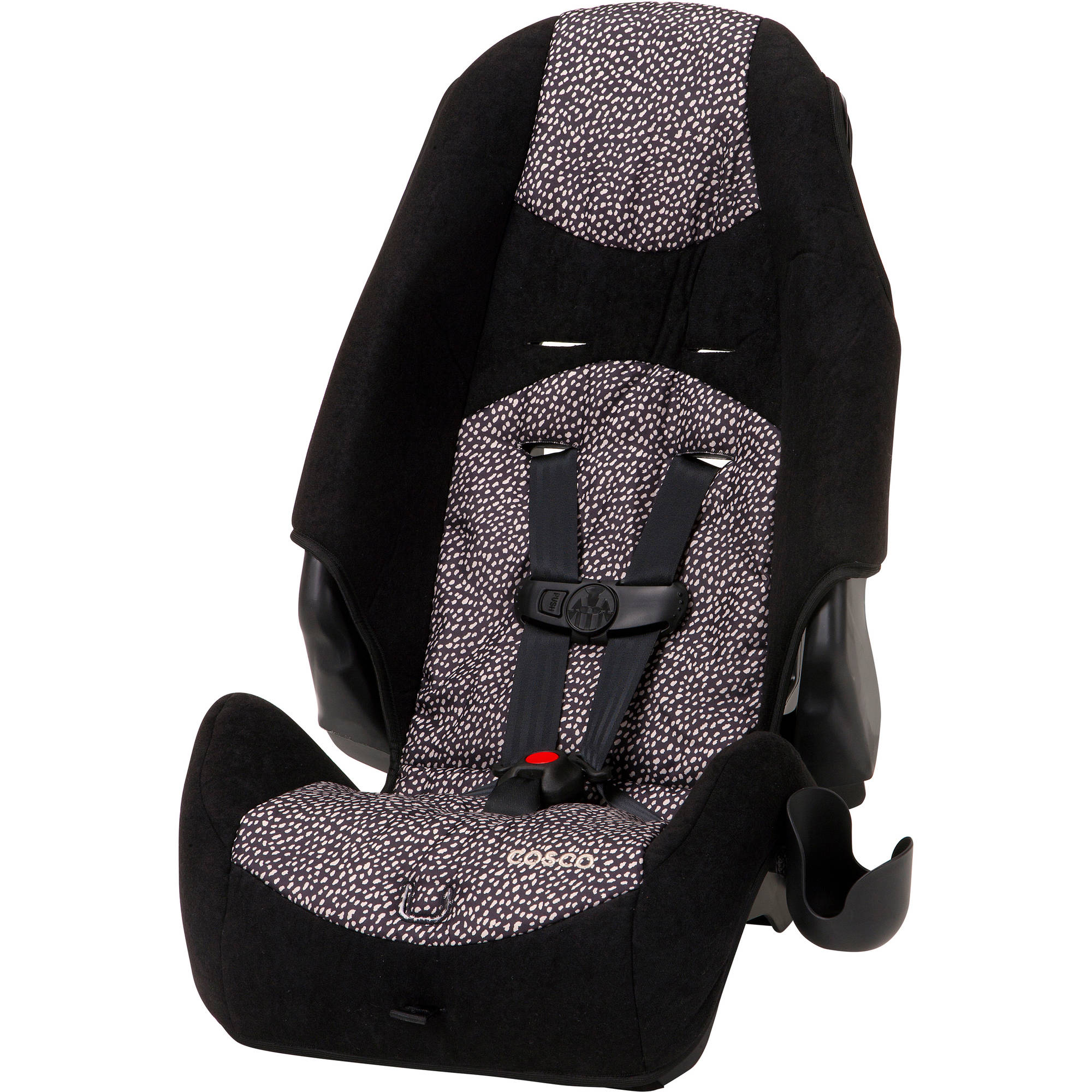 Cosco Highback 2-in-1 Booster Car Seat, Choose your Pattern