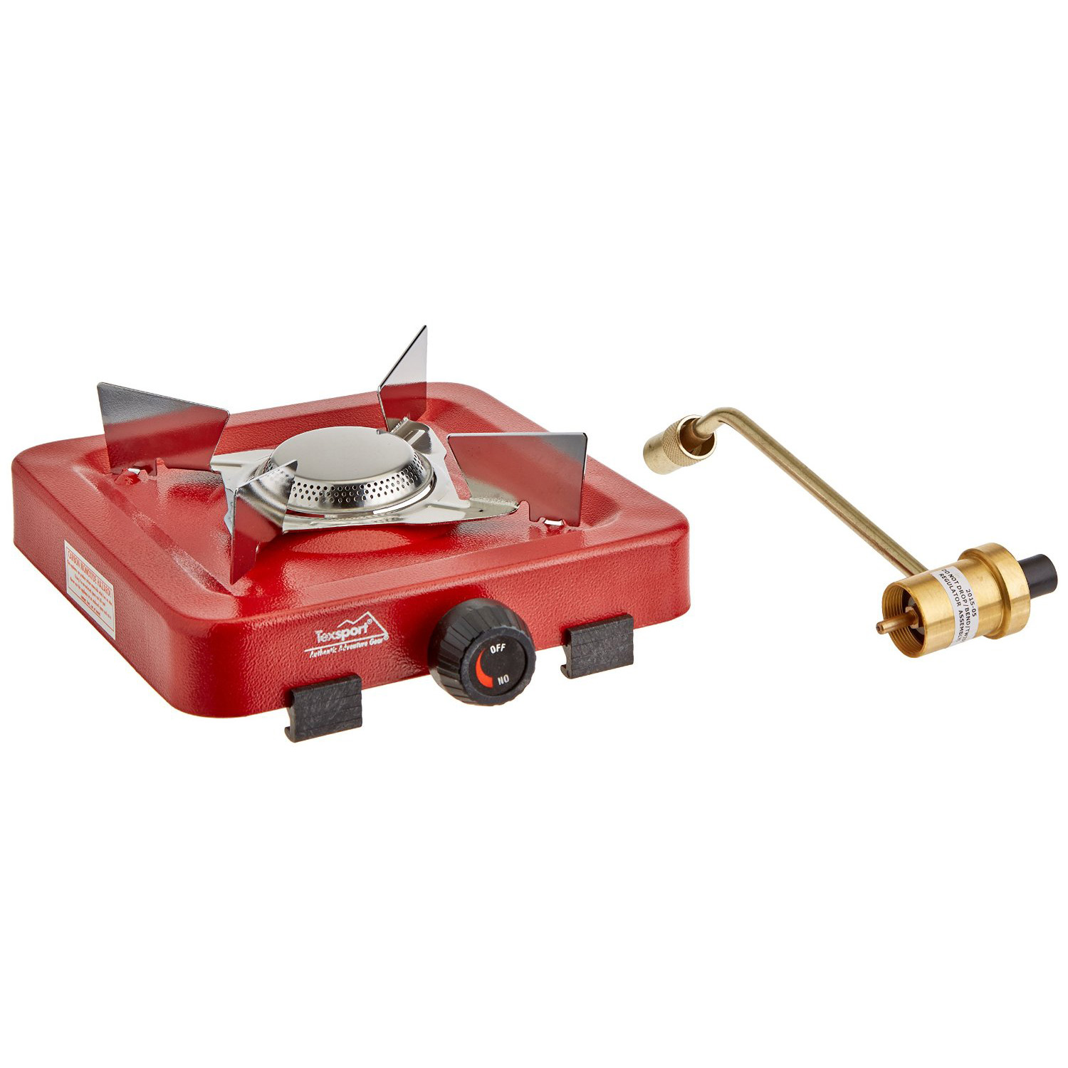 Texsport Single Burner Propane Camp Stove