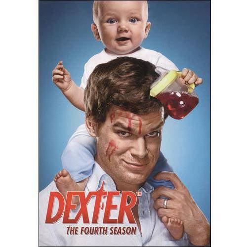 DEXTER-4TH SEASON COMPLETE (DVD/4 DISCS)