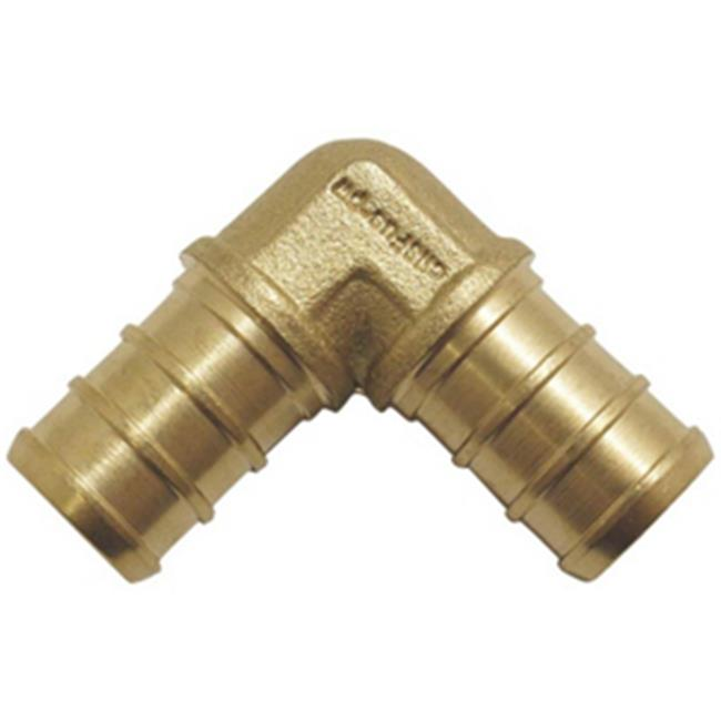 Conbraco APXE12 Fitting PEX 0.5 in. Brass Elbow