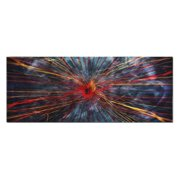 Metal Art Studio Implosion Wall Art
