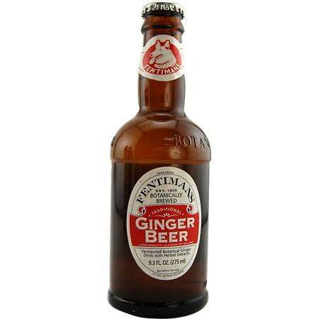 Fentimans Ginger Beer - 9.3 oz Bottle - Pack of 4