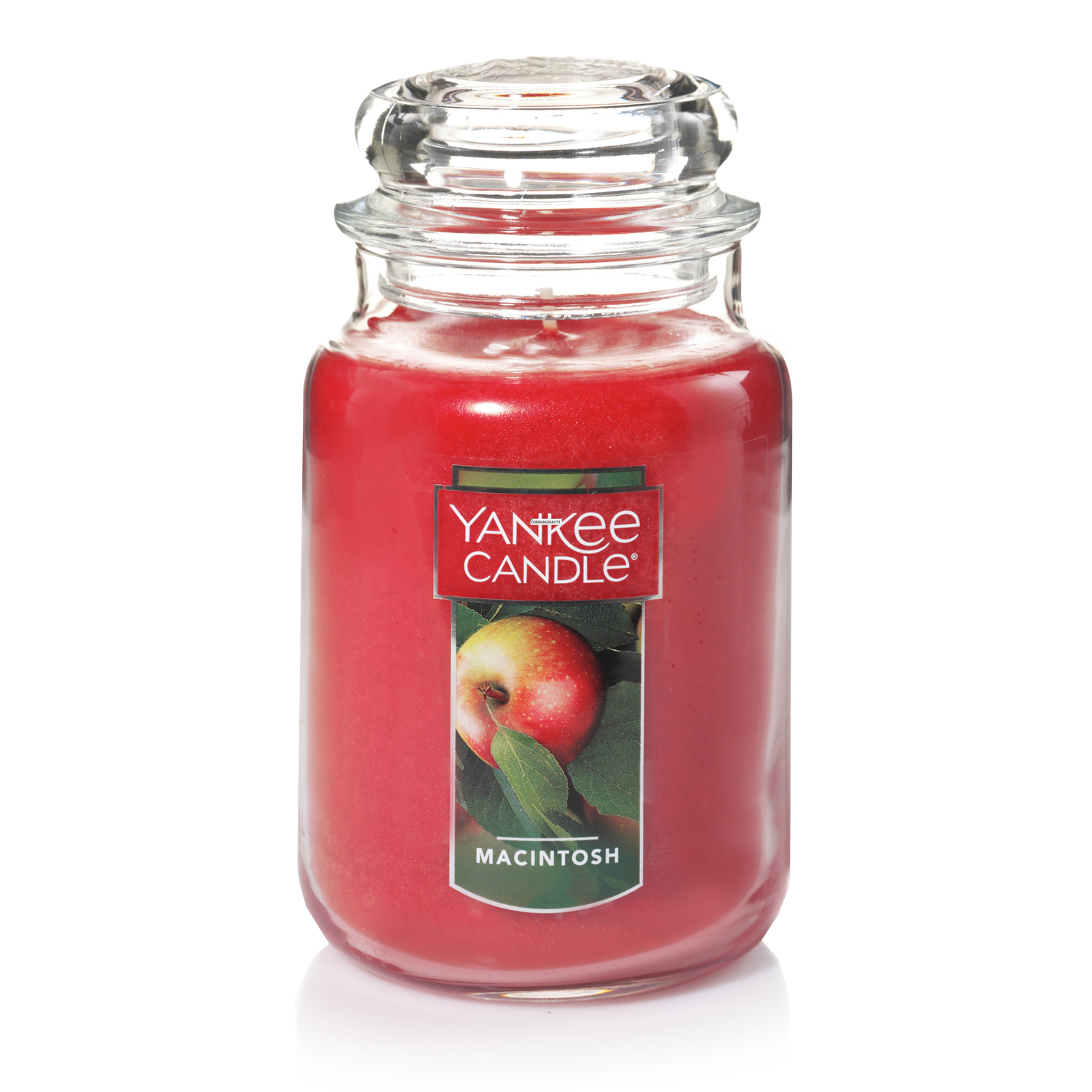 Yankee Candle Macintosh - Small Classic Jar Candle