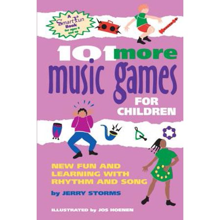 101 More Music Games for Children : More Fun and Learning with Rhythm and Song](Fun Kids Halloween Songs)