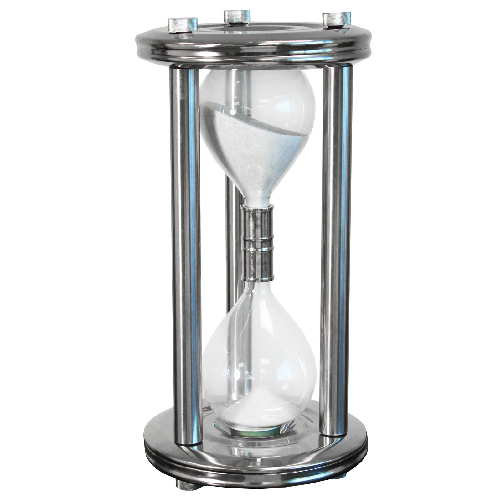 EC World Imports Urban Designs Desktop 10-Minute Hourglass by EC World Imports