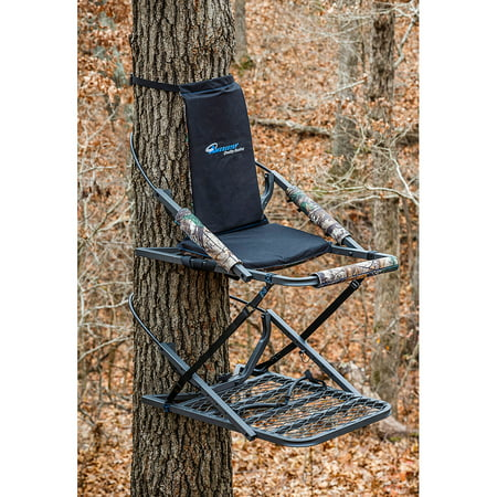 Ameristep Basic Heavy-Duty Steel Foldable Climbing Stand thumbnail