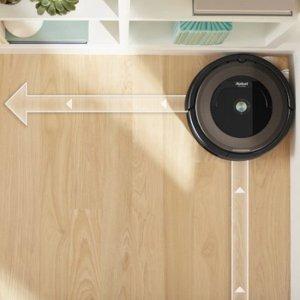 iRobot Roomba 890 Bagless Robot Vacuum