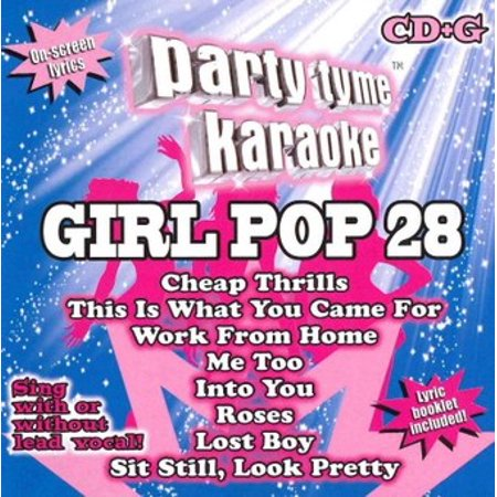 Party Tyme Karaoke: Girl Pop, Vol. 28 / Various (Best Pop Groups Of All Time)